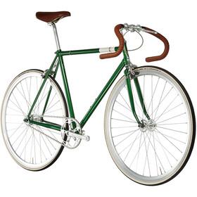 Creme Vinyl Doppio Citycykel Herr grön